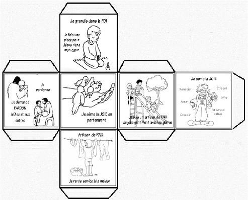 Cube de prière